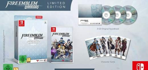L'édition collector de Fire Emblem Warriors