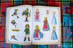 Artbook Zelda Artifact_111017_07