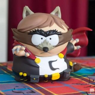 Figurine de l'édition collector de South Park L'annale du Destin