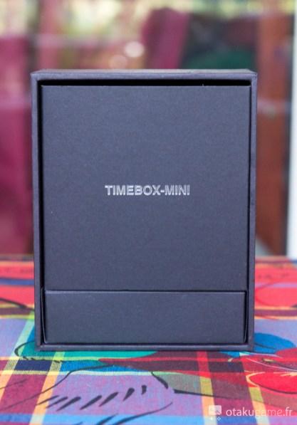 Boîte de la DiVoom Timebox Mini