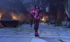 Skin Overwatch Halloween Pharah