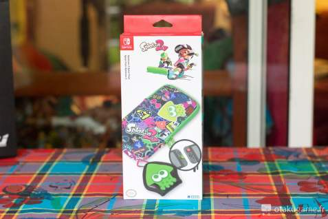 Unboxing du Splat Pack Splatoon 2