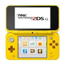 La new 2DS LL Pikachu est sublime ^^