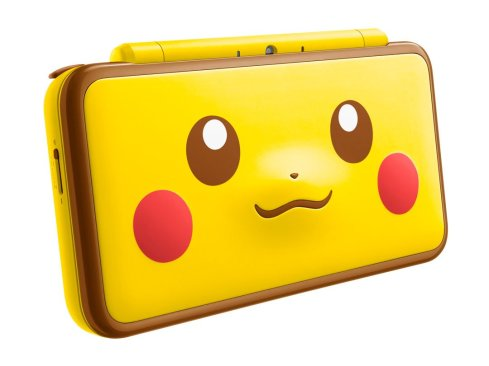 La new 2DS LL Pikachu est sublime ^^