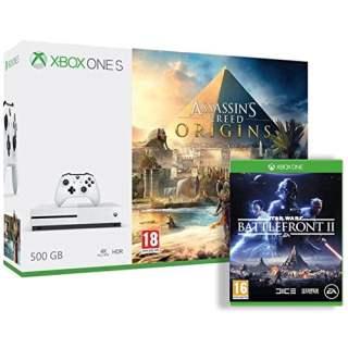La Xbox One avec les 2 gros AAA de cette fin d'année à 249€ !