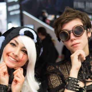 Découvrez notre galerie de cosplayers à la Paris Games Week 2017.