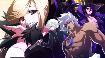 Trailer : UNDER NIGHT IN-BIRTH Exe:Late[st] sur PS4, PS3 et PS Vita !
