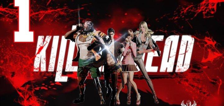 Malgré ses défauts, j'adore la direction artistique de Killer is Dead !