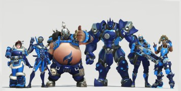 Skins Overwatch Dallas Fuel