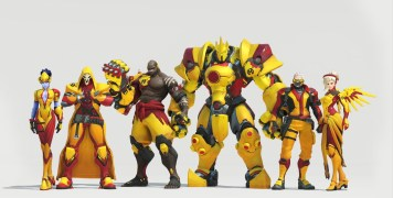 Skins Overwatch Florida Mayhem