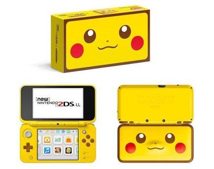 Nintendo-2DS-XL-Pikachu