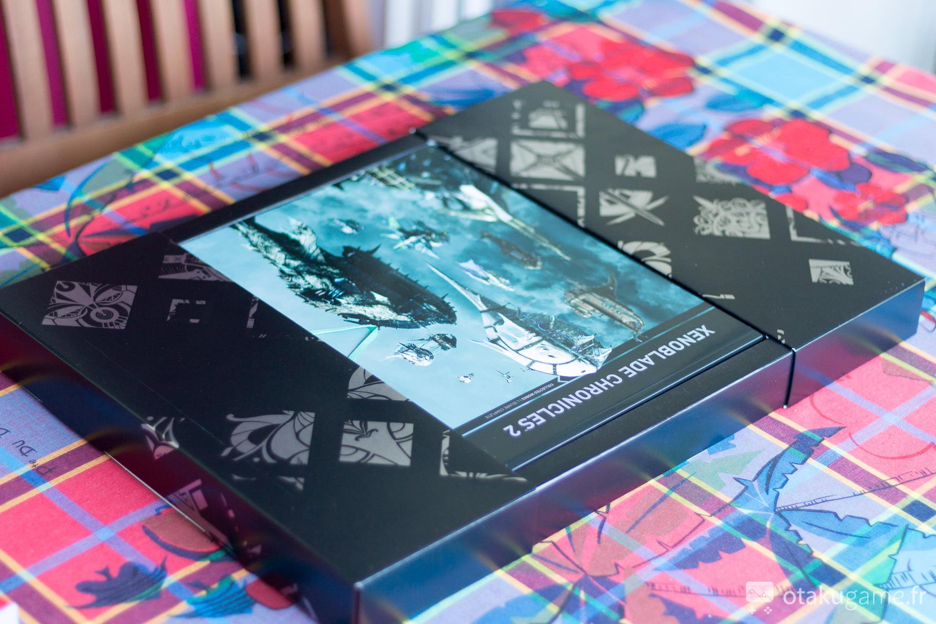 L'édition collector de Xenoblade Chronicles 2 !