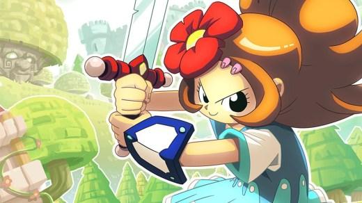 Voici Lily, l'héroine qui ne paye pas de mine de Blossom Tales !