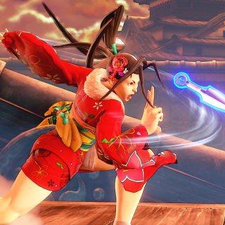 Street Fighter V : Le costume 30th Anniversary d'Ibuki est magnifique !