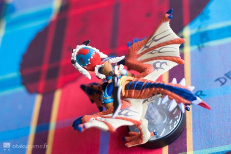 Amiibo Monster Hunter