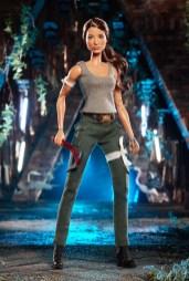 Barbie Tomb Raider
