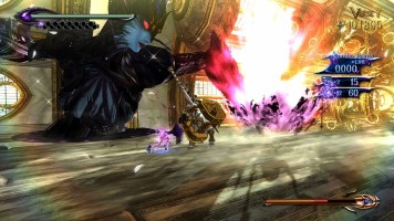 Bayonetta 2 sur Nintendo Switch