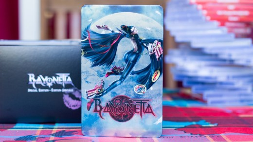 Collector de Bayonetta 2 Nintendo Switch en Europe