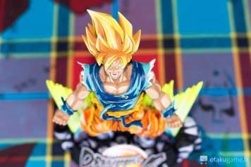 La figurine de de Dragon Ball FighterZ