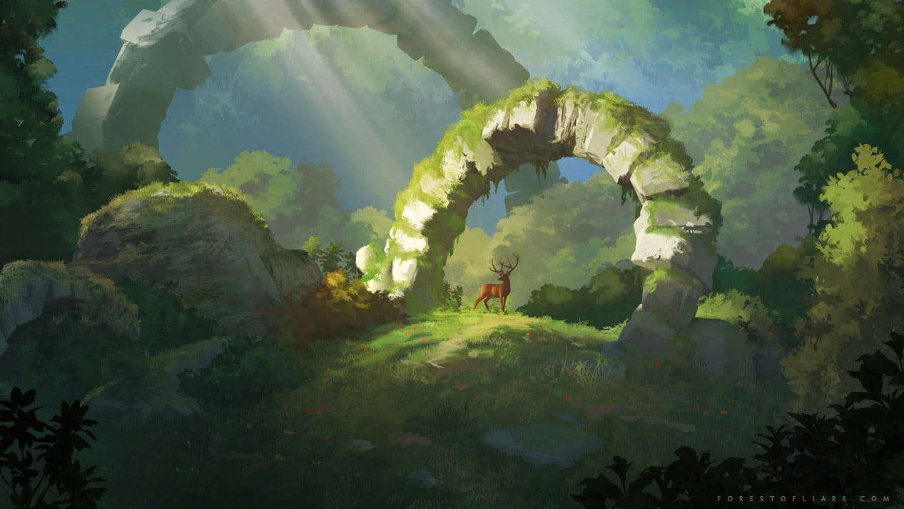 Forest Of Liars