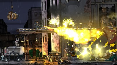 Je suis sûr que vous avez déjà envie de contrôler ce lance-flamme hein !