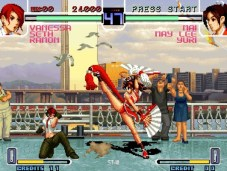 King of Fighters 2002