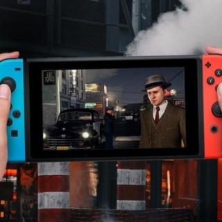 N'empêche que c'est improbable de trouver un jeu Rockstar sur une console Nintendo !