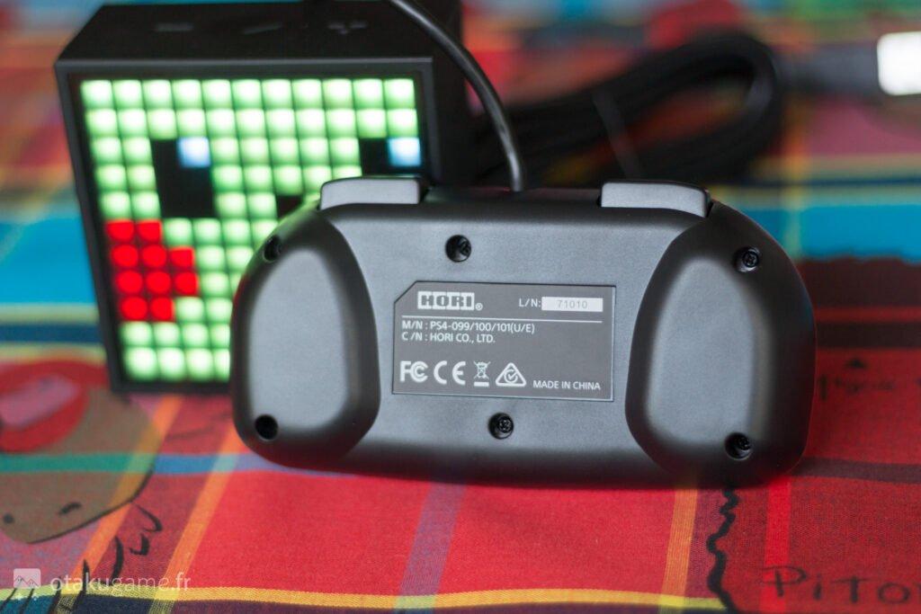 Manette Hori Mini Gamepad - 6145 - Otakugame.fr