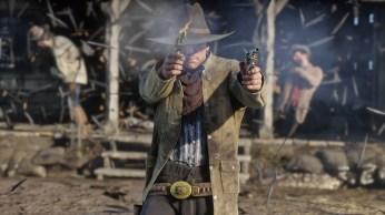 Red Dead Redemption 2 et ses 6 nouvelles images !