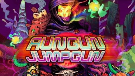 RunGunJumpGun sur Nintendo Switch