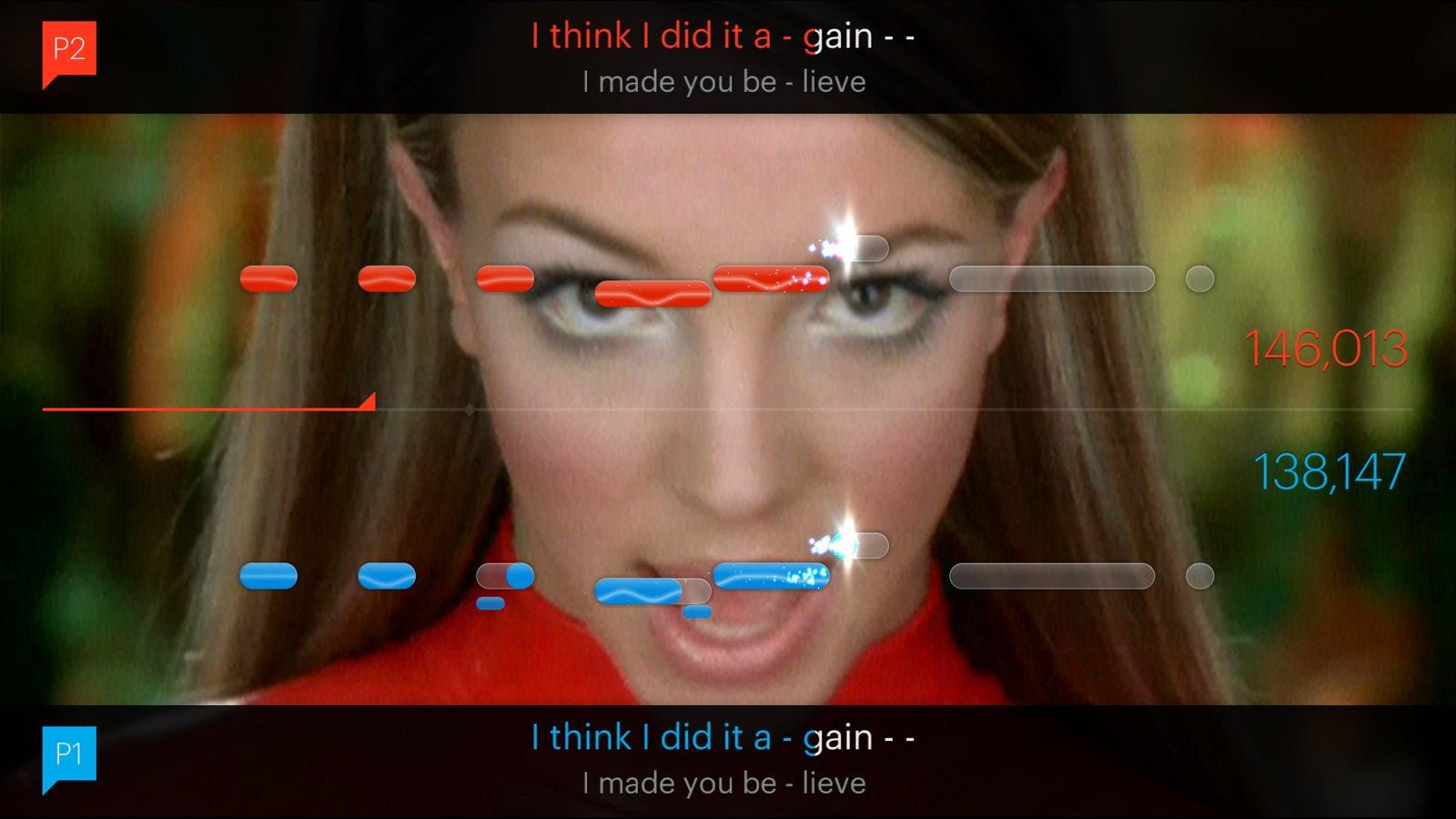 Hum... Oui, cest Britney Spears.