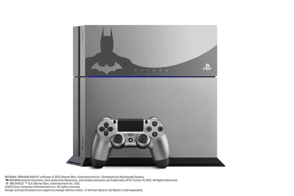 PS4 Collector Batman Arkham Knight