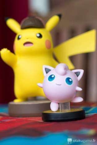 Amiibo Pikachu Géant (Détective Pikachu)