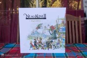 Ni No Kuni II dans son édition collector :) !