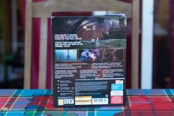 Packaging de Sword Art Online Fatal Bullet