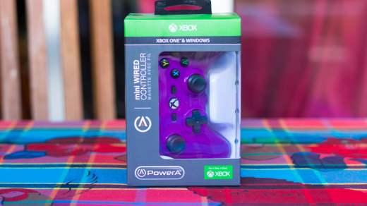 La mini manette Xbox One est parfaite en manette d'appoint !