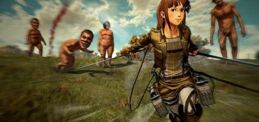 L'attack des Titans 2 sur Nintendo Switch est plutôt réussi ^^ !
