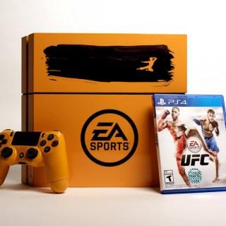 La PS4 aux couleurs de Bruce Lee