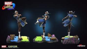 Chun-Li ! Bon, au pire, je peux trouver une figurine sur Play-Asia ^^