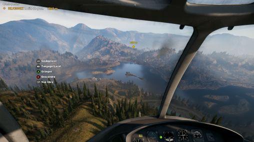 Far Cry 5 sur Xbox One S