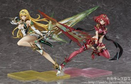 Mythra de Xenoblade Chronicles 2 par Good Smile Company & Max Factory