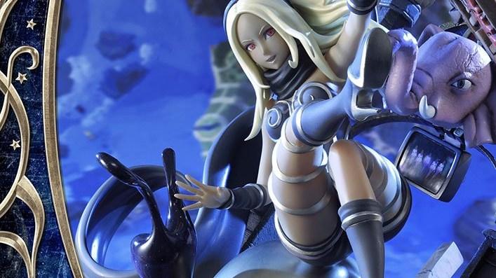 Franchement, c'est sans hésiter la plus belle figurine de Kat