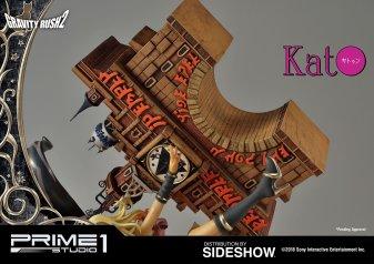 Statue of Kat in Gravity Rush 2
