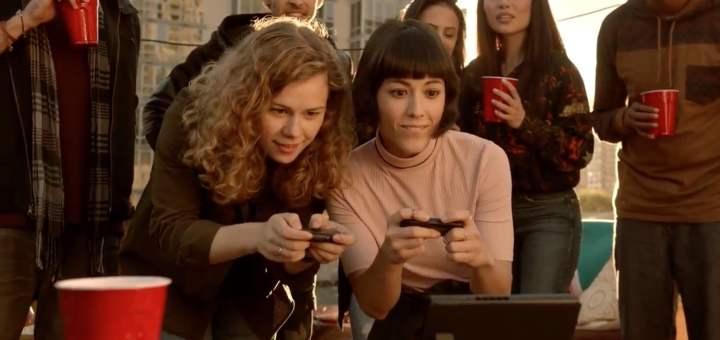 La première présentation de la Nintendo Switch mettait déjà en avant le côté multijoueur en local !