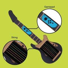 Et voici la guitare spéciale Nintendo Labo !