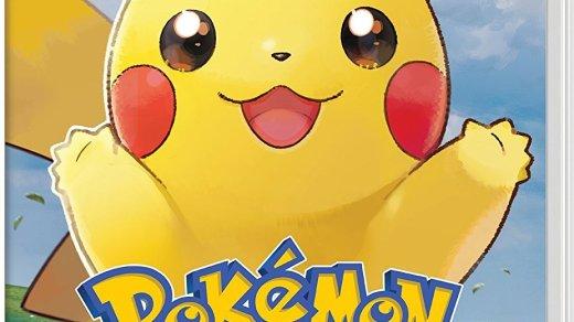 Pokémon Let's Go Pikachu & Evoli arrivent en novembre sur Nintendo Switch !