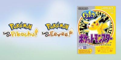 Pokémon Let's Go Pikachu sera disponible dès le mois de Novembre !