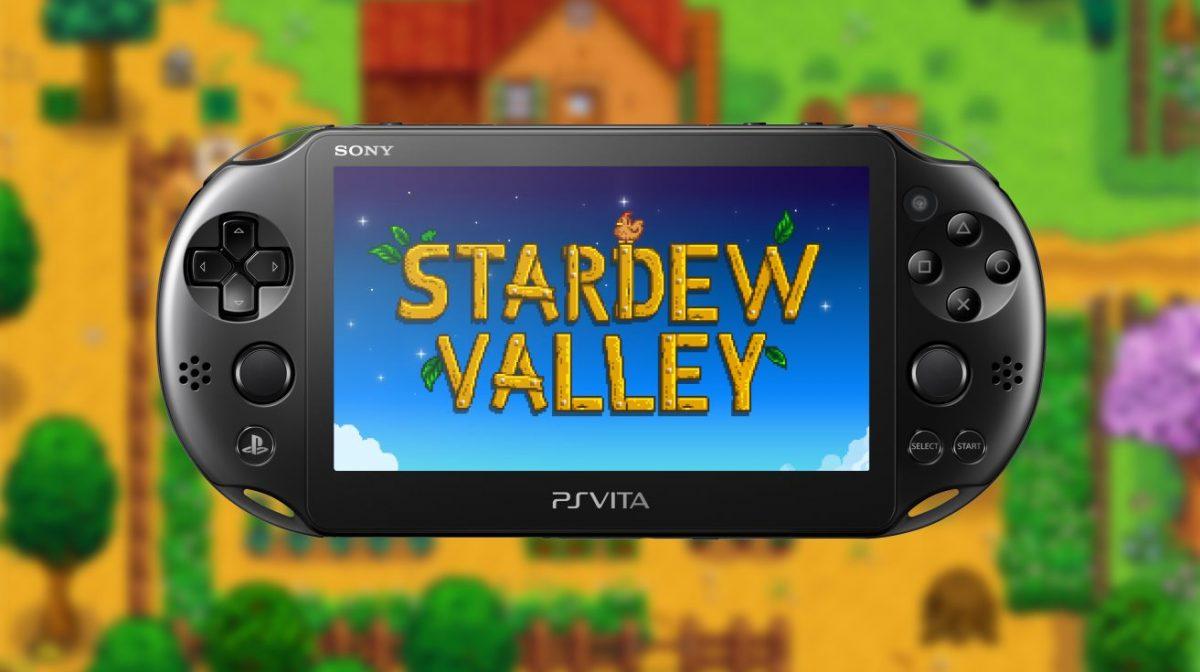 Stardew Valley arrivera le 22 mai prochain sur PS Vita…