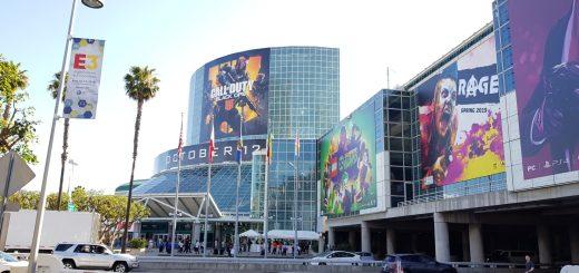 L'E3 2018 fut tout simplement ma première occasion d'aller aux Etats-Unis !