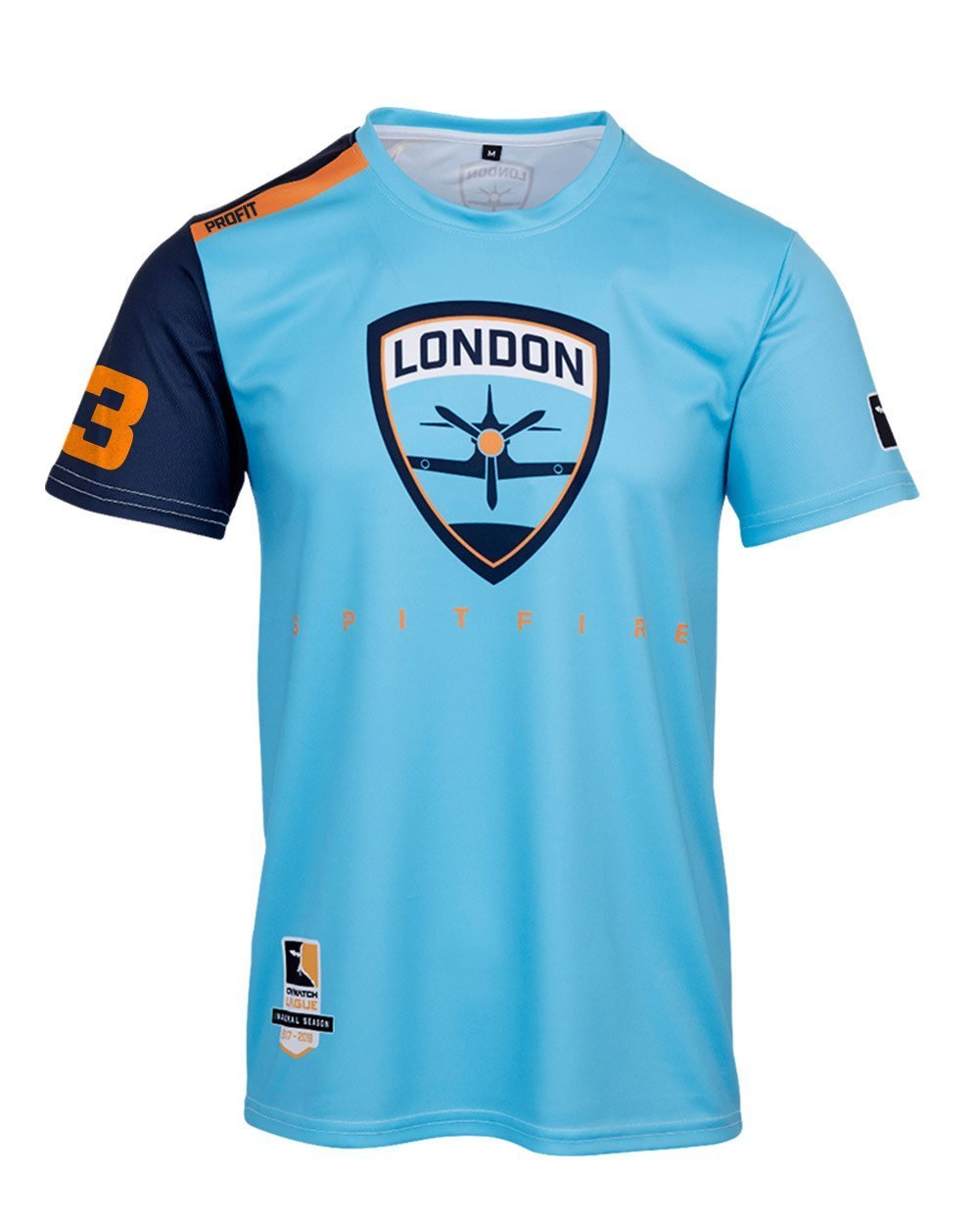 LondonSpitfireHome_Profit_Mens_Jersey_Front